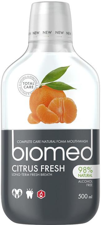 Ústní voda Biomed, citrus Fresh, 500ml