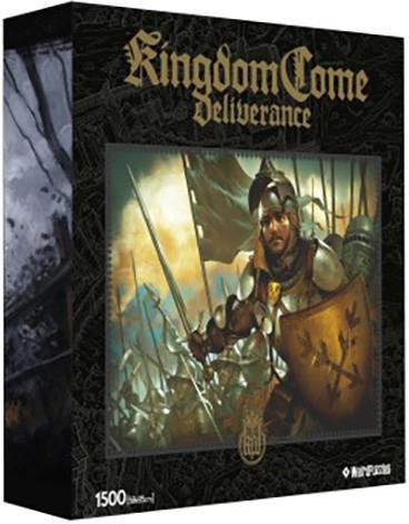 Puzzle Kingdom Come: Deliverance 5 - Do útoku!