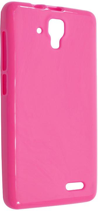 FIXED pouzdro pro Lenovo A536, růžová