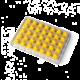 Keychron mechanické spínače, Gateron Cap Golden-Yellow, 35ks