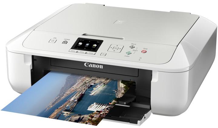 Canon PIXMA MG5751, bílá