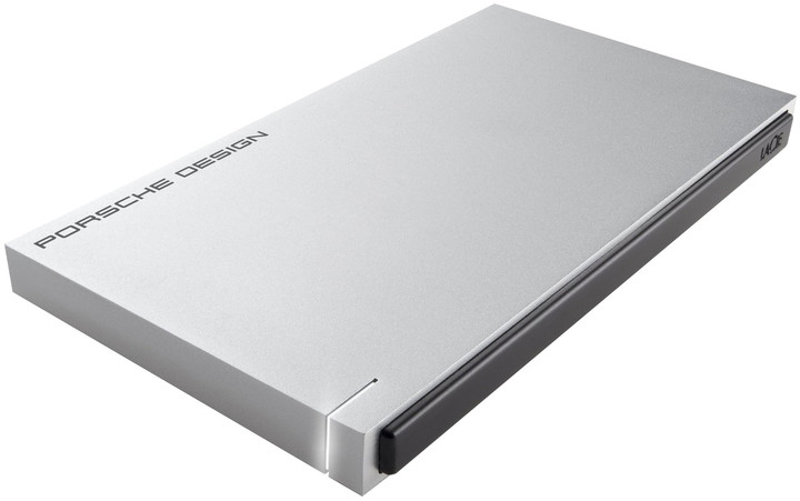 LaCie Porsche Design Slim - 120GB