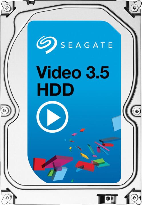 "Seagate Video 3.5 HDD, 3,5"" - 2TB"