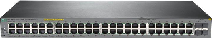 HP 1920S 48G 4SFP PPoE+ 370W