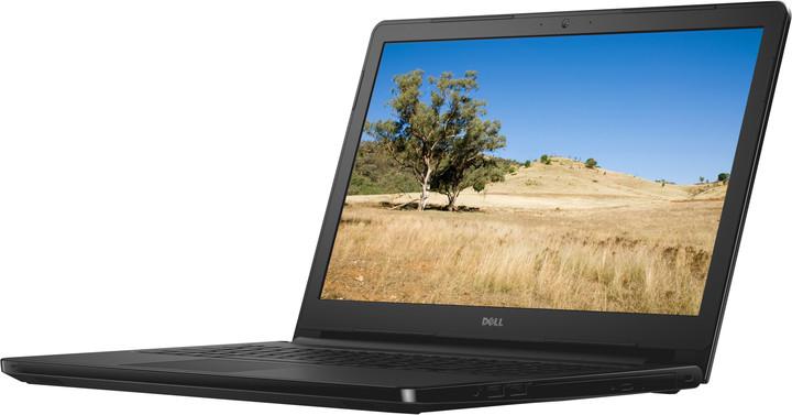 Dell Inspiron 15 (5558), černá