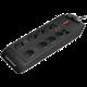 CyberPower Surge Buster, přepěťová ochrana, 8 zásuvky RJ11, RJ45, Coax,