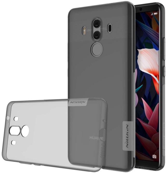 Nillkin Nature TPU pouzdro pro Huawei Mate 10 Lite/ Honor 9i/ Huawei Nova 2i, Grey