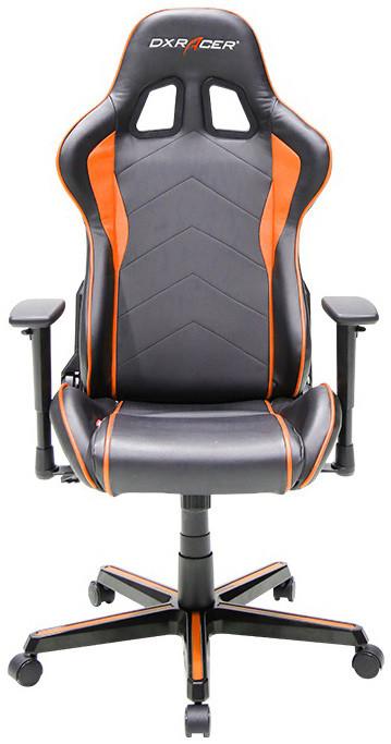 DXRacer Formula OH/FH08/NO, černá/oranžová