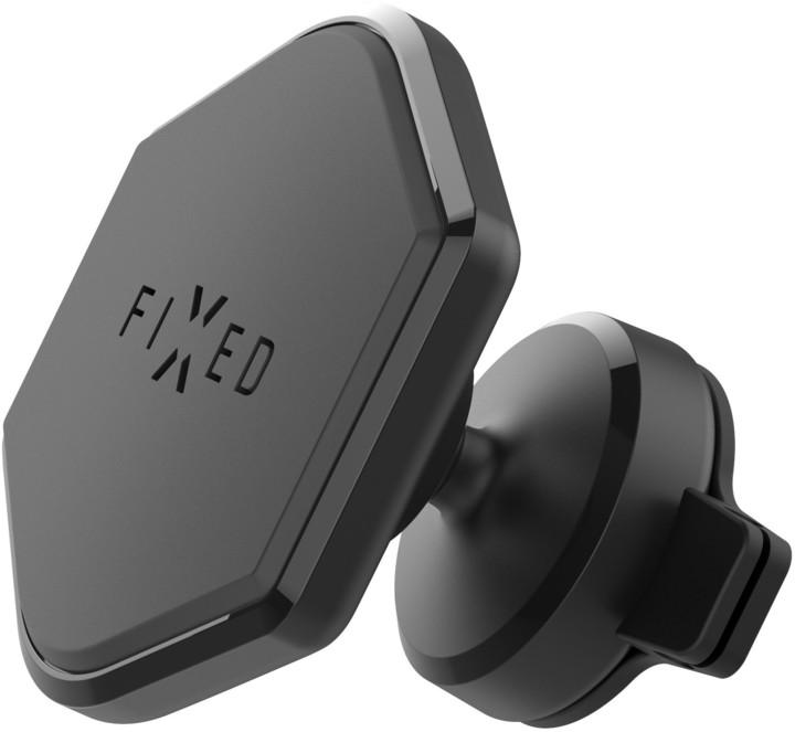 FIXED IconFlex magnetický držák na palubní desku s kloubem, černá
