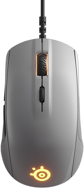 SteelSeries Rival 110, šedá