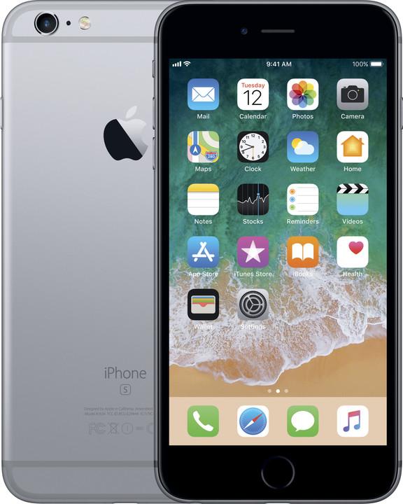 Apple iPhone 6s Plus 128GB, šedá