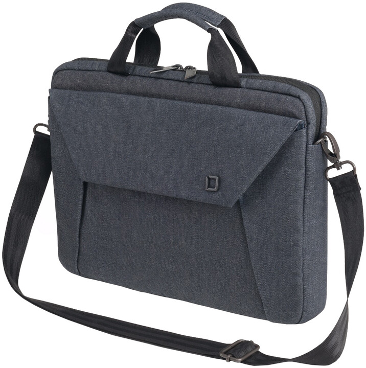 "DICOTA Slim Case EDGE - Brašna na notebook 13.3"" - denim modrá"