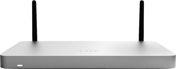 Cisco Meraki MX68W Cloud Managed