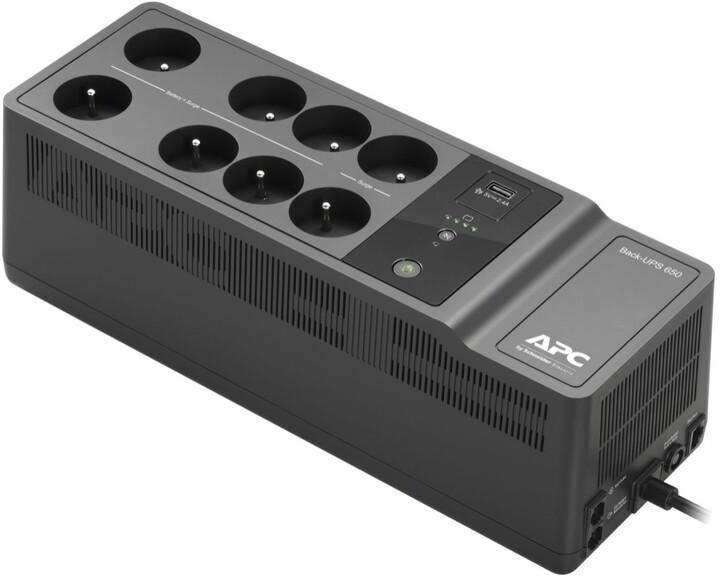APC Back-UPS 650VA