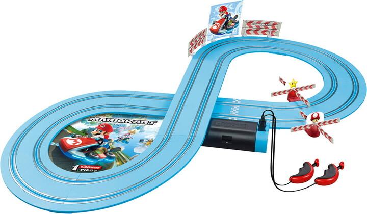 Autodráha Carrera FIRST - Nintendo: Mario Kart (63026)