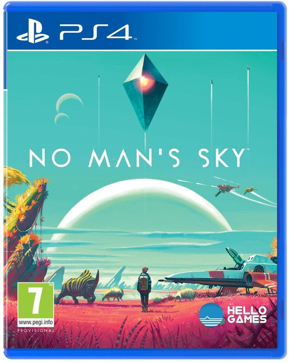 No Man's Sky - Limited Edition (PS4)