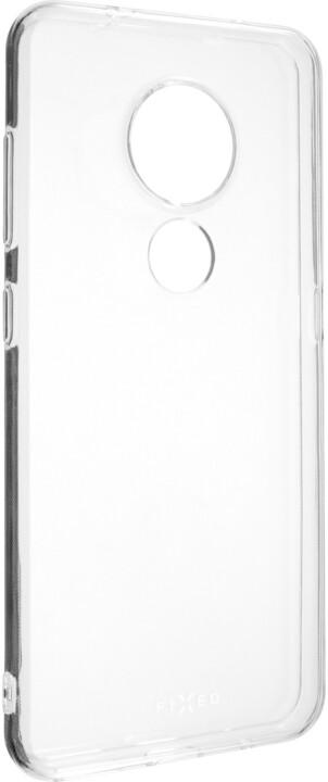 FIXED Skin ultratenké TPU gelové pouzdro pro Nokia 7.2, čirá