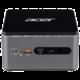 Acer Aspire Revo PRO VEN76G, stříbrná  + On-site záruka Acer