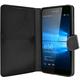 FIXED flipové pouzdro pro Microsoft Lumia 650, černá