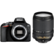 Nikon D3500 + 18-140mm  + Powerbanka EnerGEEK v hodnotě 499 Kč