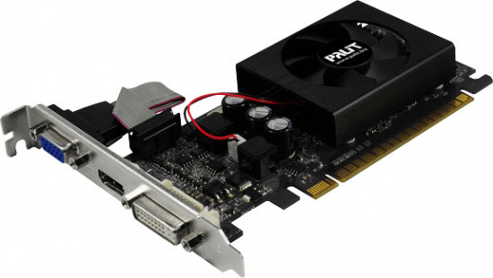 PALIT GeForce GT 610 1GB DDR3
