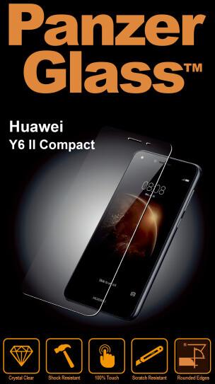 PanzerGlass Standard pro Huawei Y6 II compact, čiré