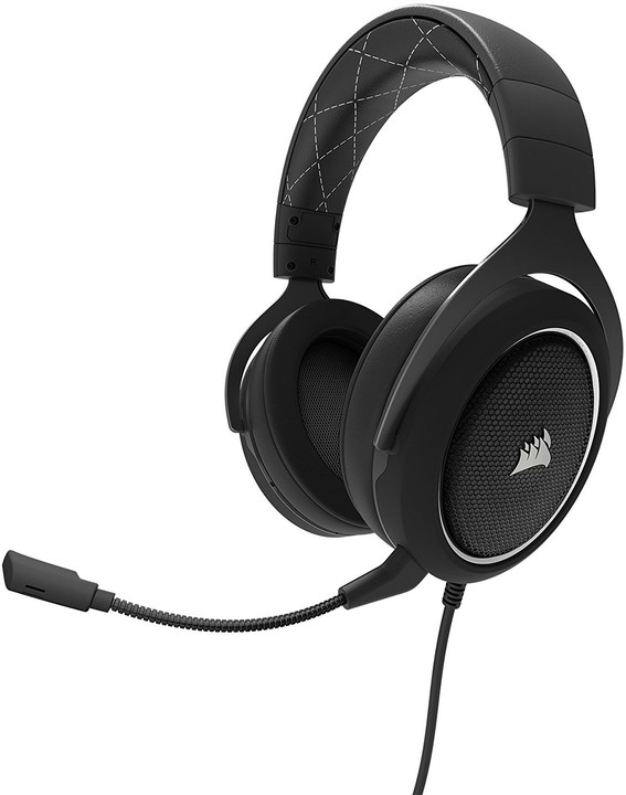 Corsair HS60 Surround, bílá