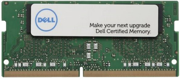Dell 16GB DDR4 2666 SODIMM pro Latitude 5x91, Inspiron 13, 15G, Optiplex MFF