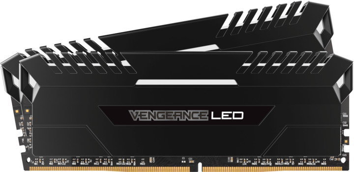 Corsair Vengeance LED White 16GB (2x8GB) DDR4 2666