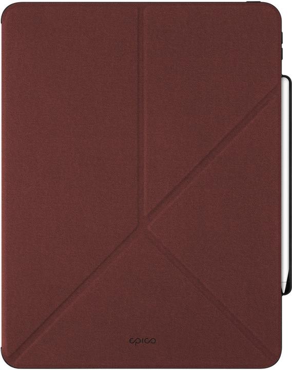 """EPICO Pro Flip Case iPad 11"""", červená"""