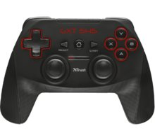 Trust GXT 545 Wireless Gamepad (PC, PS3) - 20491
