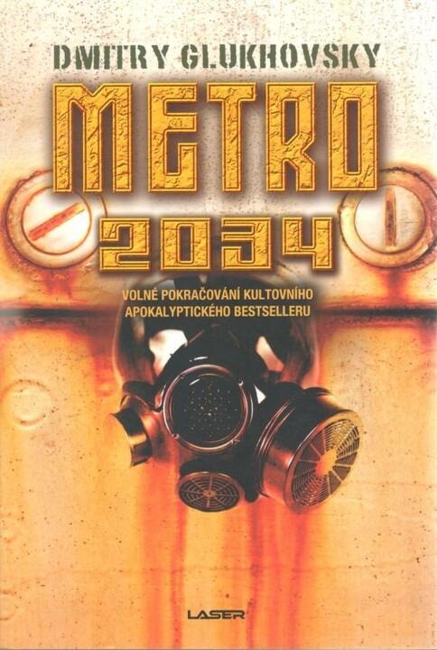 Kniha Metro 2034