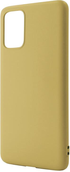 EPICO silikonový kryt CANDY pro Samsung Galaxy S20+, žlutá