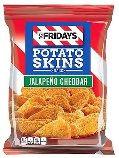 TGI Fridays Jalapeno Cheddar Potato Skins