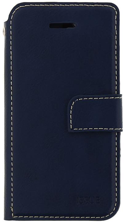Molan Cano Issue Book Pouzdro pro Xiaomi Redmi Note 5A, tmavě modrá