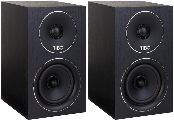 TIBO Harmony 2, černá, pár