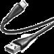 Mcdodo datový kabel Mamba Series USB - microUSB, 1.2m, černá