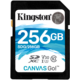 Kingston SDXC Canvas Go! 256GB, UHS-I U3