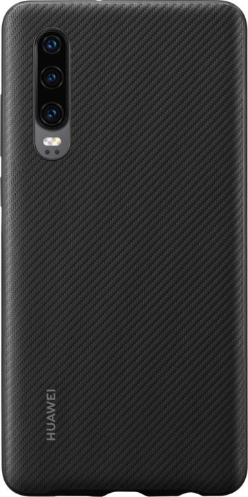 Huawei Original PU pouzdro pro P30, černá