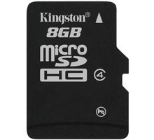 Kingston Micro SDHC 8GB Class 4