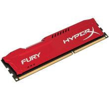 HyperX Fury Red 16GB DDR4 2933 CL 17 HX429C17FR/16