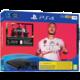 PlayStation 4 Slim, 1TB, černá + 2x DS4 + FIFA 20  + 5x 100 Kč sleva na hry a příslušenství k PS4