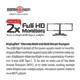 Club3D MST hub USB 3.1 TYPE C na 2x HDMI 1.4