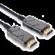 PremiumCord kabel HDMI 2.1, M/M, 8K@60Hz, Ultra High Speed, optický fiber kabel,