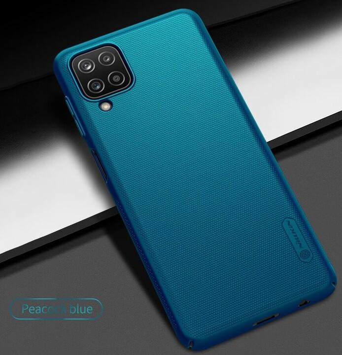 Nillkin zadní kryt Super Frosted pro Samsung Galaxy A12, modrá