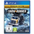 SnowRunner: A MudRunner Game - Premium Edition (PS4)