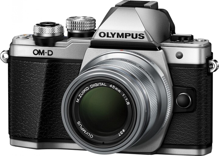 Olympus E-M10 Mark II Portrait Kit