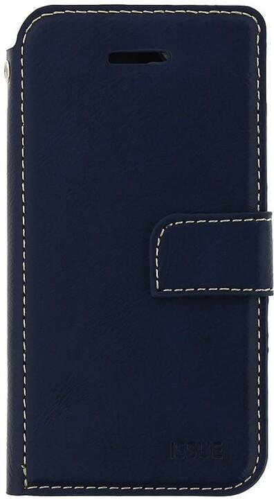 Molan Cano Issue Book Pouzdro pro Xiaomi Redmi S2, modrá