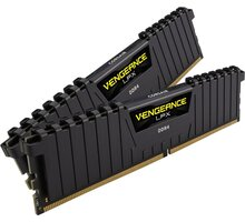 Corsair Vengeance LPX Black 16GB (2x8GB) DDR4 3600 CL16 CL 16 - CMK16GX4M2D3600C16
