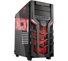 Sharkoon DG7000-G, červená 4044951019342